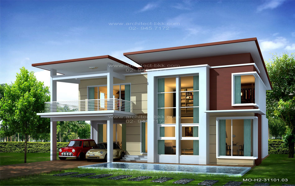 Mo h2 4 5 for Modern house 5 part 2